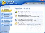 TuneUp Utilities 2007 Startcenter