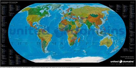 United-Domains Karte
